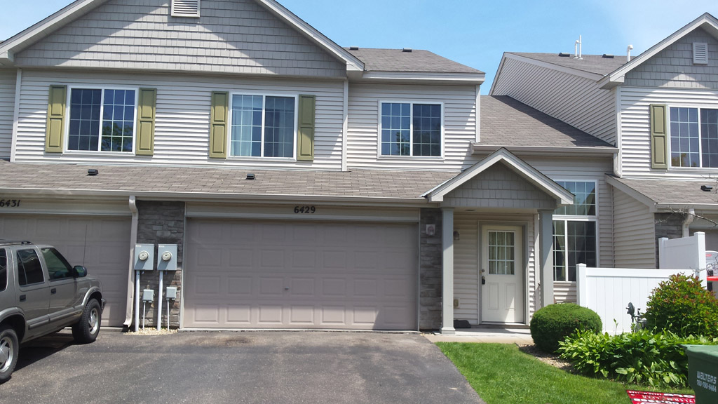 For Rent or Rent To Own Lino Lakes Townhome